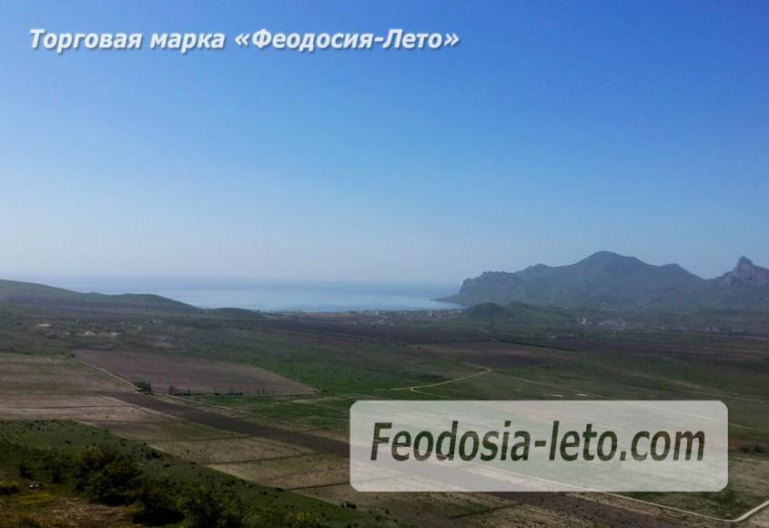Феодосия Коктебель. Природный парк Гора Клеменьева - фотография № 7