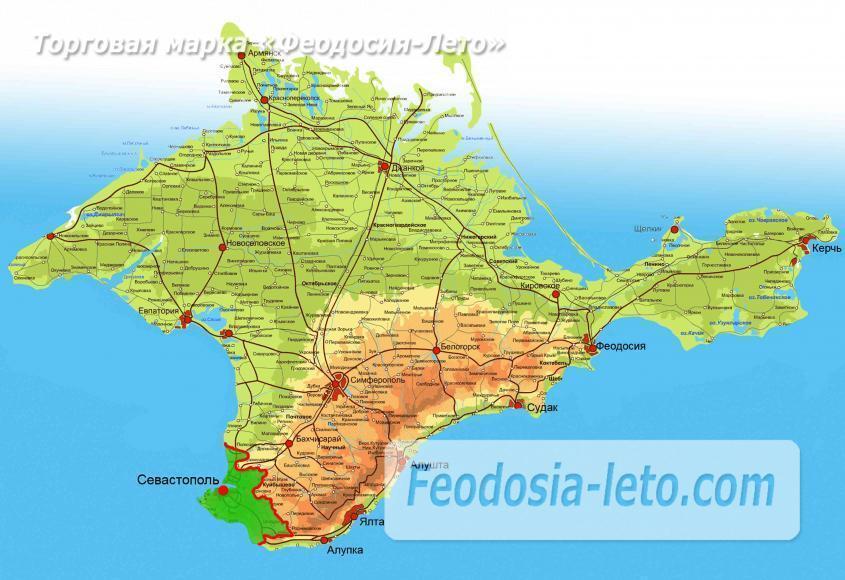 Индивидуальные экскурсии по Крыму из Феодосии на автомобиле - фотография № 4