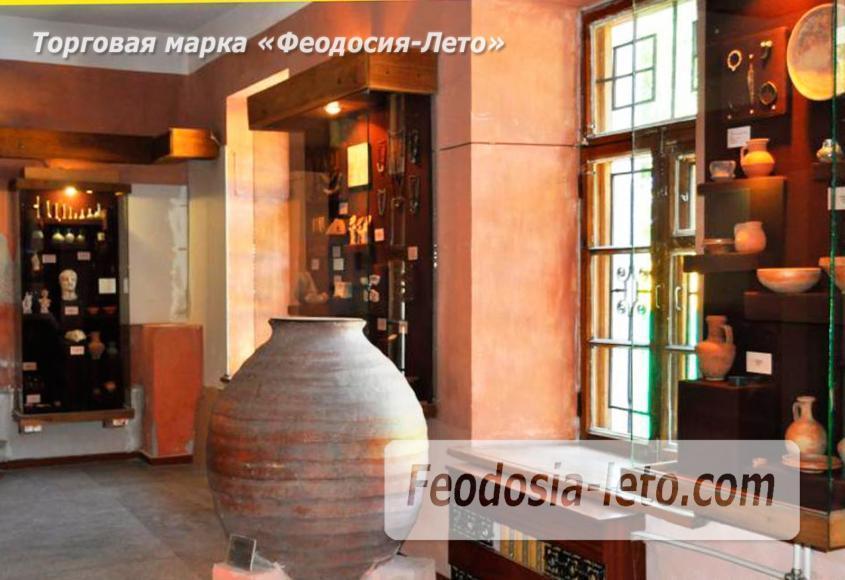 Краеведческий музей Феодосии - фотография № 8