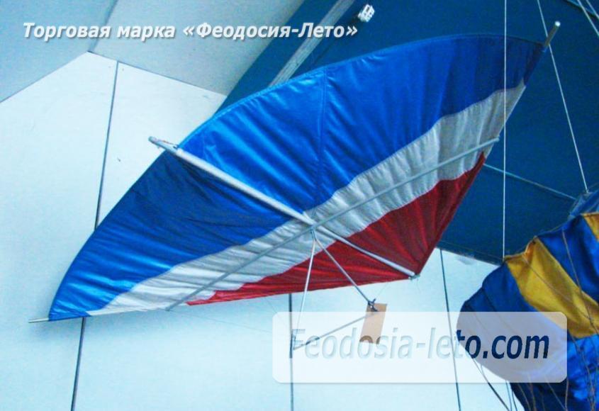 Феодосия музей Дельтапланеризма - фотография № 7