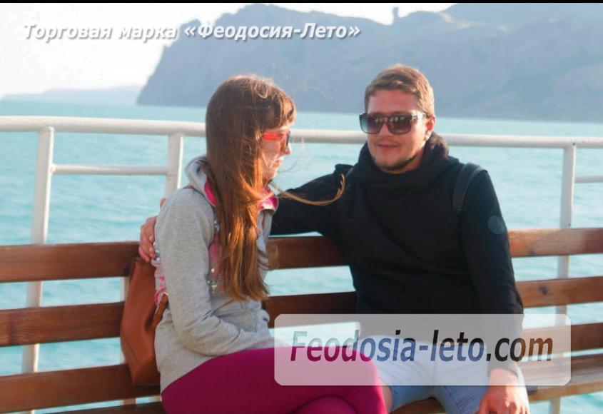 Морские экскурсии в Феодосии - фотография № 9