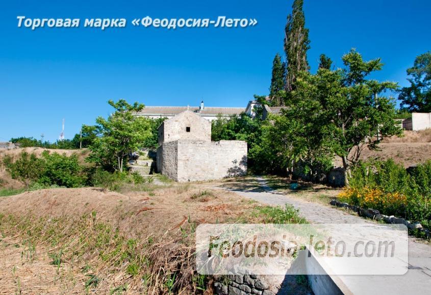 Экскурсия по Генуэзской крепости в г. Феодосия - фотография № 5