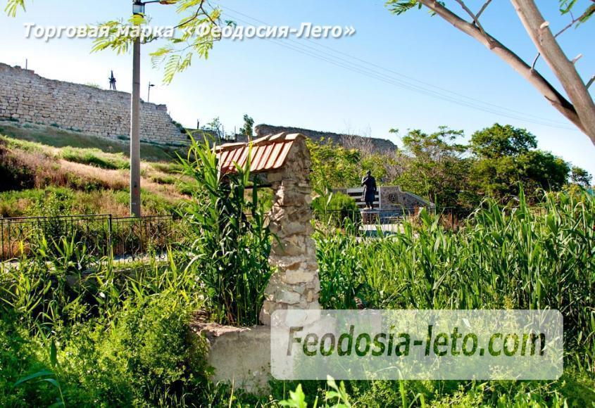 Экскурсия по Генуэзской крепости в г. Феодосия - фотография № 11