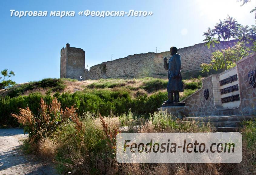 Экскурсия по Генуэзской крепости в г. Феодосия - фотография № 14