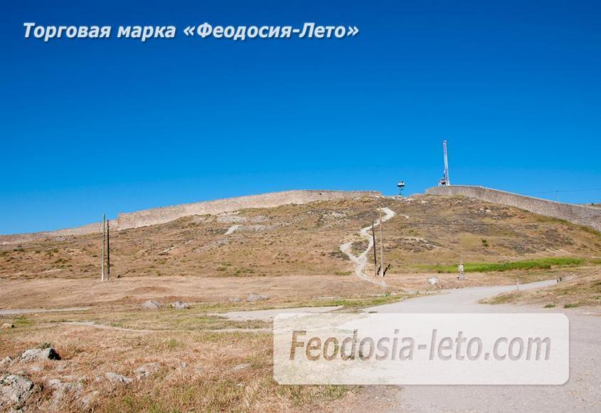 Экскурсия по Генуэзской крепости в г. Феодосия - фотография № 18