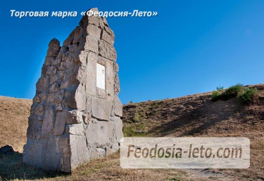Экскурсия по Генуэзской крепости в г. Феодосия - фотография № 22