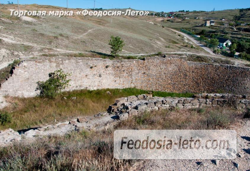 Экскурсия по Генуэзской крепости в г. Феодосия - фотография № 24
