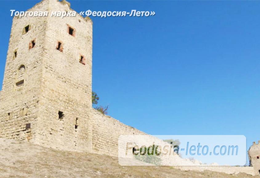 Генуэзская крепость в Крыму - Феодосия - фотография № 4