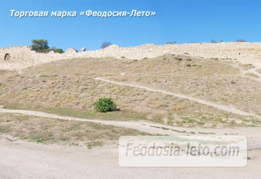 Генуэзская крепость в Крыму - Феодосия - фотография № 6