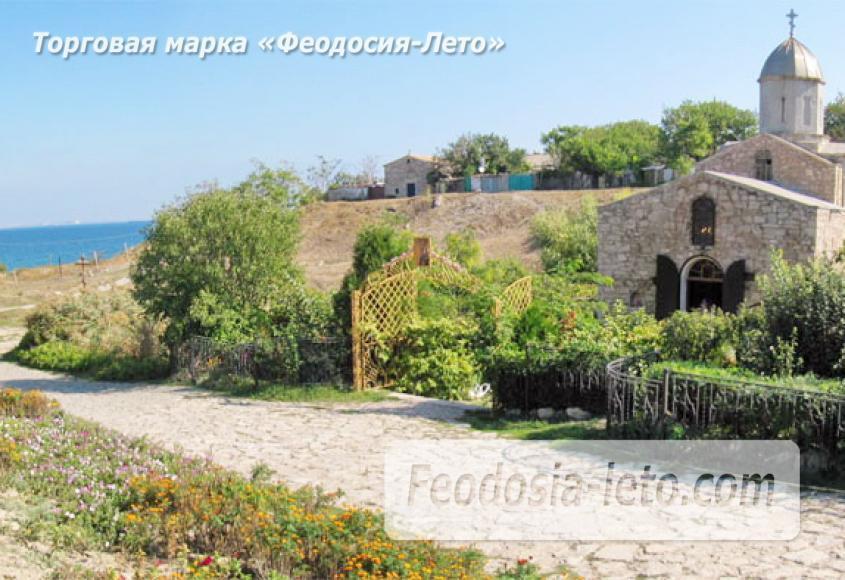Генуэзская крепость в Крыму - Феодосия - фотография № 7