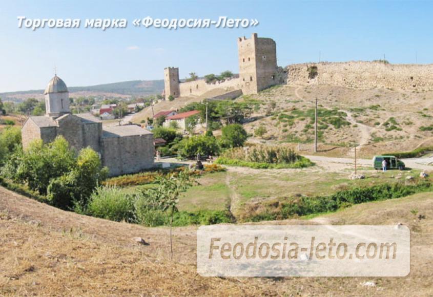 Генуэзская крепость в Крыму - Феодосия - фотография № 8