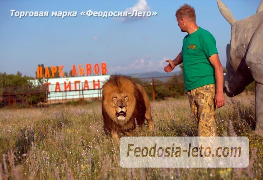 Крым Белогорск парк львов Тайган - фотография № 14