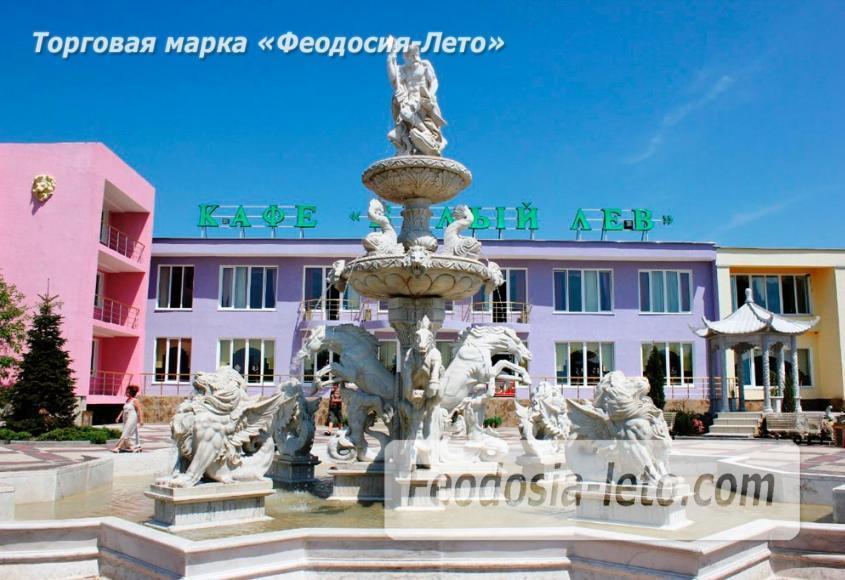 Крым Белогорск парк львов Тайган - фотография № 8