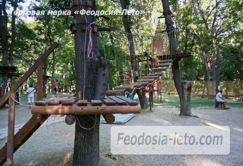 Комсомольский парк в Феодосии - парки города - фотография № 33