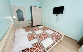1-комнатная квартира на берегу моря в г. Феодосия, Черноморская набережная