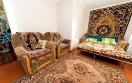1-комнатная квартира в Феодосии на Золотом пляже