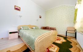 1-комнатный номер в частном секторе Феодосии, рядом с Динамо