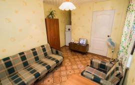 2 комнатная квартира в Феодосии в частном секторе, Федько