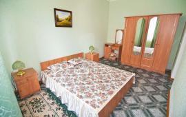 2 комнатный дом на улице Черноморская в посёлке Береговое в Феодосии