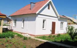 Дом под ключ на улице Черноморская п. Береговое Феодосия
