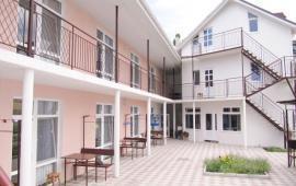 Гостиница на берегу моря в Феодосии по переулку Танкистов
