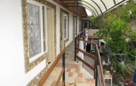 Гостиница на Бульварной горке, улица Семашко в Феодосии