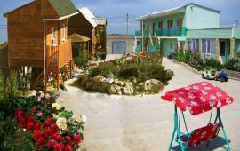 Мини отель на улице Грина в п. Береговое Феодосия