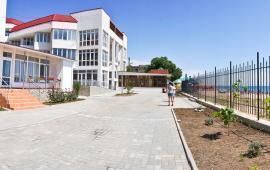 Однокомнатная квартира в Феодосии на Черноморской набережной, 1-В