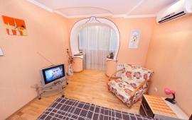 Однокомнатная квартира в Феодосии, улица Куйбышева, 57-А