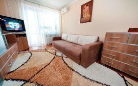 Однокомнатная квартира в Феодосии на улице Вересаева, 1