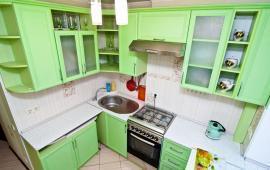 Однокомнатная своеобразная квартира в Феодосии, улица Чкалова, 82