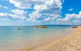 Береговое Феодосия пляжи