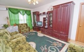 3 комнатная квартира в Феодосии на улице Федько, 1-А
