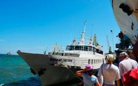 Морские экскурсии в Феодосии