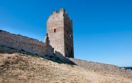 Экскурсия по Генуэзской крепости в г. Феодосия