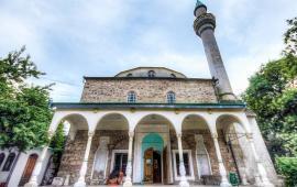 Мечеть Муфти-Джами в Феодосии