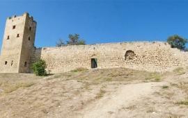 Генуэзская крепость в Крыму - Феодосия