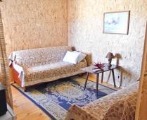 Домики в посёлке Береговое под Феодосией - фотография № 4