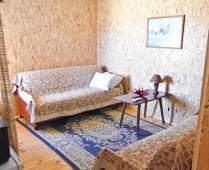 Домики в посёлке Береговое под Феодосией - фотография № 6