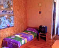 Домики в посёлке Береговое Феодосия Крым - фотография № 1