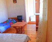 Домики в посёлке Береговое Феодосия Крым - фотография № 5