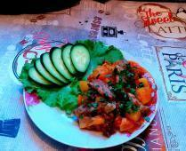 Блюда от нашего шеф-повара - фотография № 5