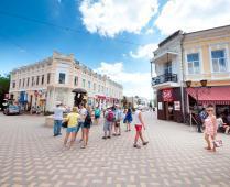 Гостиница в центре города Феодосия на улице Галерейная - фотография № 11