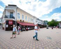 Гостиница в центре города Феодосия на улице Галерейная - фотография № 13