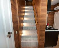 2-х уровневый номер на втором этаже в Феодосии - фотография № 2