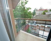 2-х уровневый номер на втором этаже в Феодосии - фотография № 6