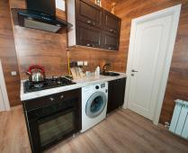 2-х уровневый номер на втором этаже в Феодосии - фотография № 12