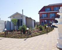 Пансионат в Феодосии на берегу моря - фотография № 13