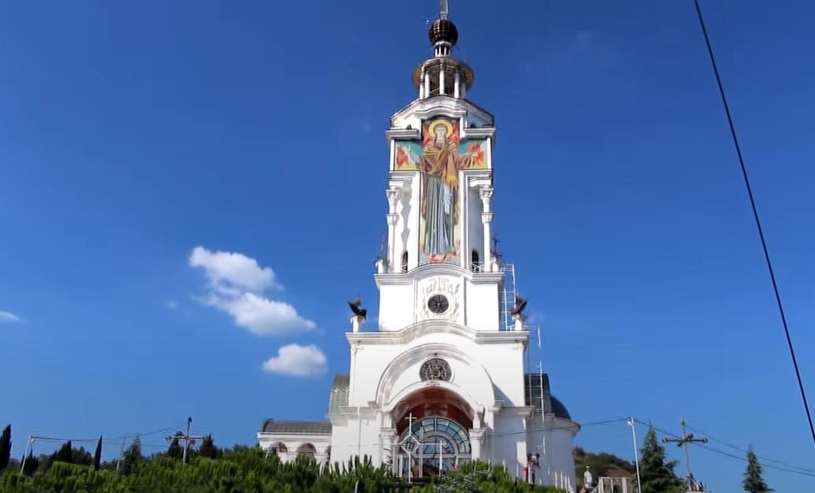 Храм-маяк Николая Чудотворца