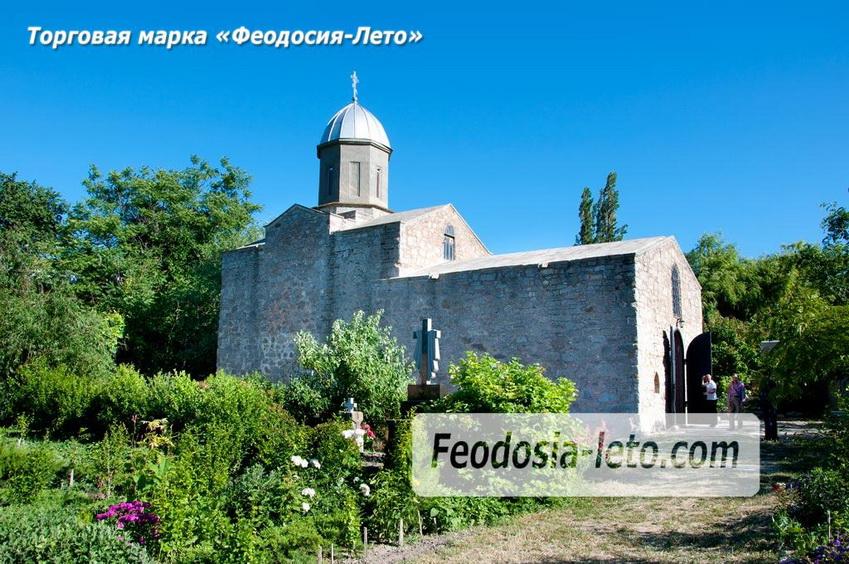 Храм Иверской иконы Божией матери в городе Феодосия